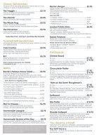 Bernies Cafe Deli Main Menu - Page 2