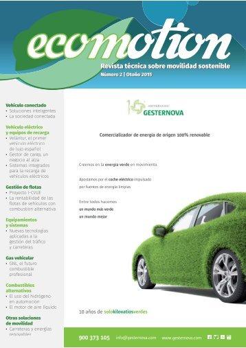 Revista técnica sobre movilidad sostenible
