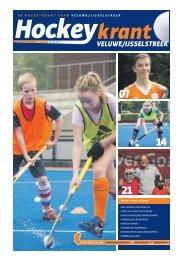 Hockeykrant Veluwe/IJsselstreek najaar 2015