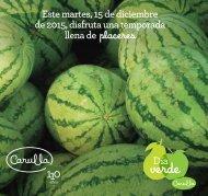 Día Verde Diciembre