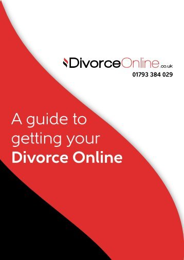 A guide to getting your Divorce Online