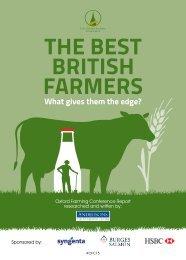 THE BEST BRITISH FARMERS