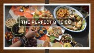 The Perfect Bite Co Retail Line