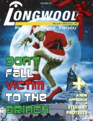 Longwood Security Magazine | December Issue