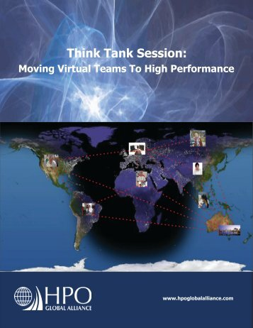 Think Tank Virtual Teams Brochure