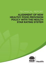 health-star-rating-system
