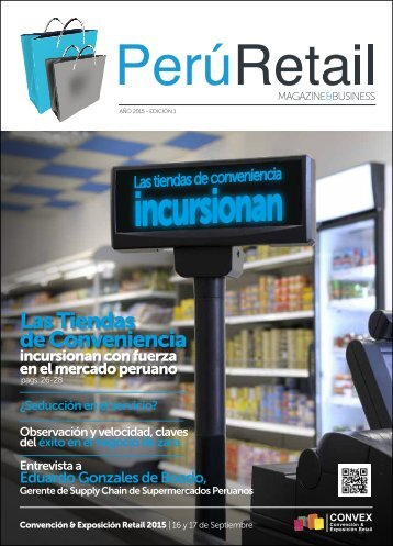 REVISTA RETAIL 1era Edicion