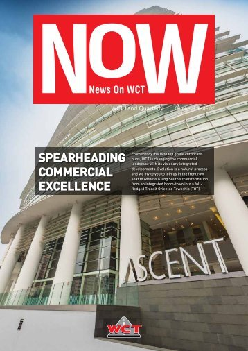 News On WCT (NOW) | Quarterly