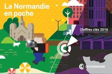 La Normandie en poche