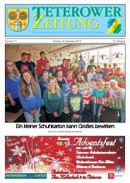 Teterower Zeitung 12.2015