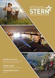 Bündner Stern - Business & Lifestyle Hochglanzmagazin | Freizeit & Reisen - Partner-Region Tessin