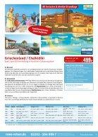 REWE Reisen Prospekt Januar 2016 - Seite 7