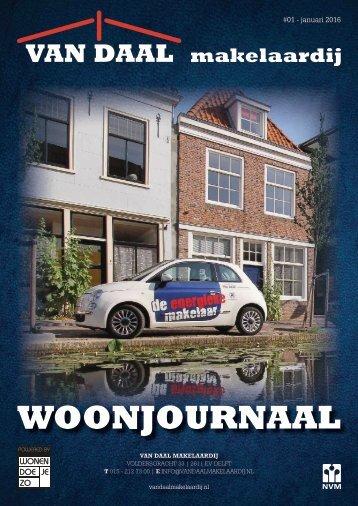 Van Daal Woonjournaal #1 | Januari 2016