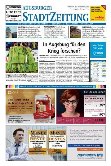 102 Augsburg - West 16.12.2015