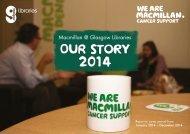 Macmillan @ Glasgow Libraries