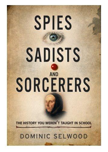 SPIES SADISTS AND SORCERERS