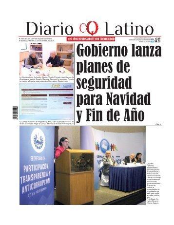 Edición 15 de Diciembre de 2015