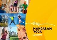 Mangalam Yoga - Angebote