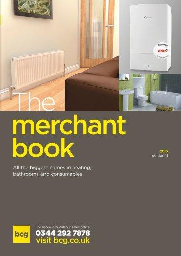 merchant book