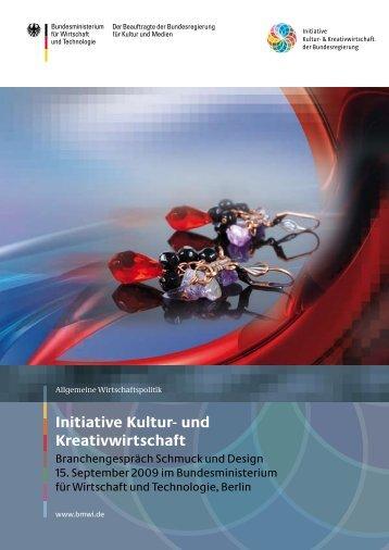 PDF: 2,5 MB - Initiative Kultur- und Kreativwirtschaft