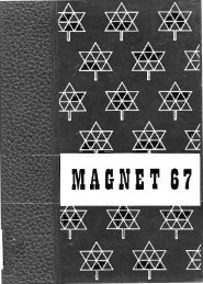 1967 Magnet Yearbook
