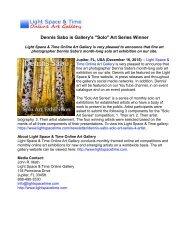 Dennis Sabo is Gallery's