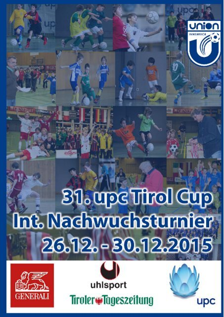 31. UPC tirol Int. Nachwuchscup 2015