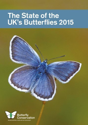 The State of the UK's Butterflies 2015
