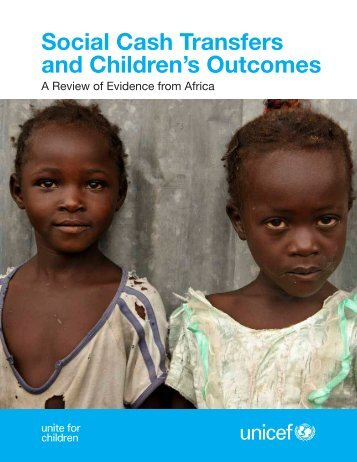 Social Cash Transfers and Children's Outcomes