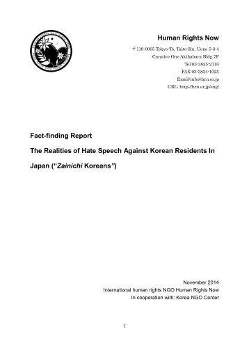 Hate-Speech-report-English-translation
