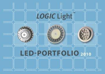 LED PORTFOLIO 2010 - LOGIC Glas