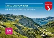 Swiss Coupon Pass 2016 Haiwan