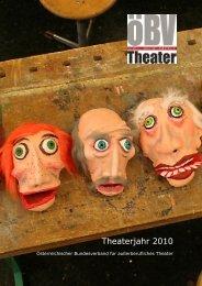 Internationales Amateurtheater Festival 23. bis 27 ... - ÖBV Theater
