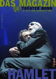 Magazin download - Theater Bonn