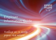 Intec Employer Information Guide
