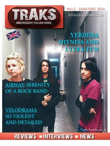 Traks Magazine #2
