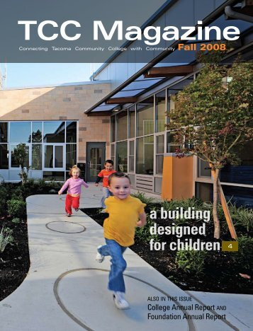TCC Magazine - Tacoma Community College