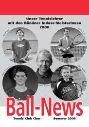 15. August 2008 - Tennis Club Chur