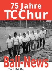 Ball-News - Tennis Club Chur