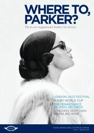 Where to, Parker_Issue _1_2015