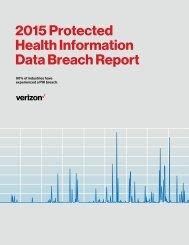 Health Information Data Breach Report
