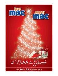 Supermac il Natale 14 24 Dicembre