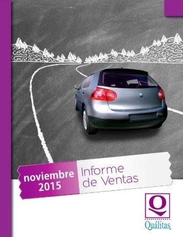 Informe de Ventas Noviembre 2015 1