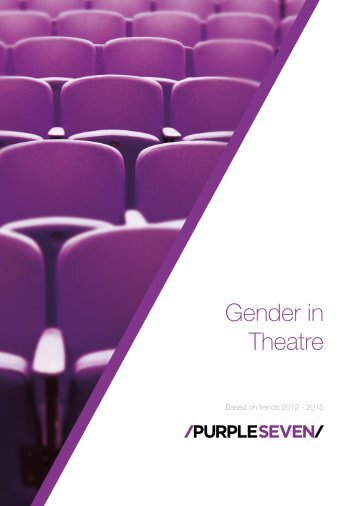 Gender in Theatre