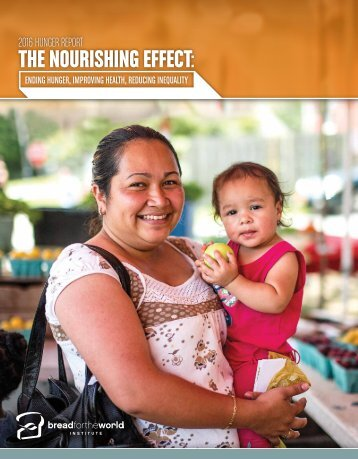 THE NOURISHING EFFECT