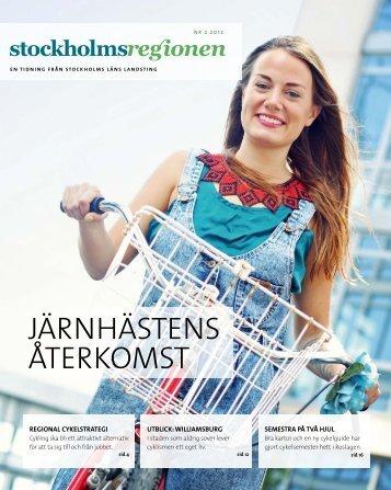 träning - Tillväxt, miljö och regionplanering - Stockholms läns landsting