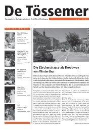 De Tössemer 2/05 - toess.ch - Das neue Internet-Portal von Töss