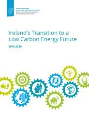 Ireland's Transition to a Low Carbon Energy Future