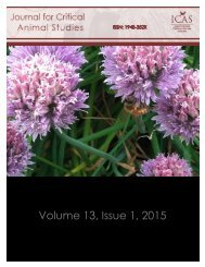 Volume 13 Issue 1 2015