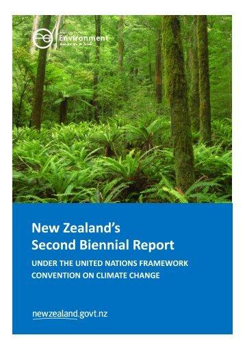 Second Biennial Report